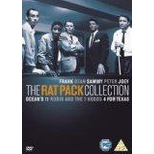 The Rat Pack Collection - 3 Disc Box Set [DVD] [2005]